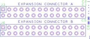 Pandaboard connector pinout